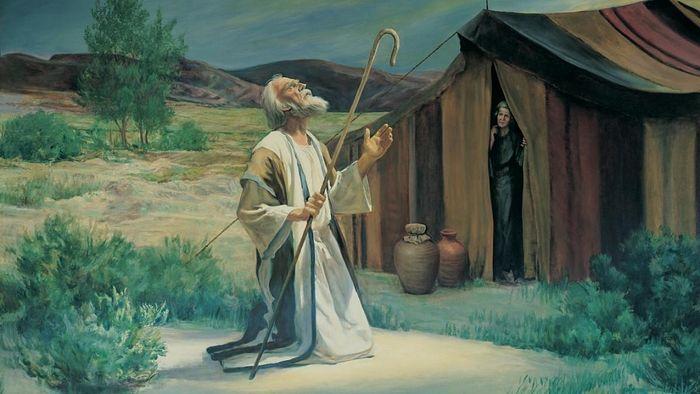 «Я ВЕРЮ БОГУ» Семейная жизнь ветхозаветных патриархов. Беседа 7-я