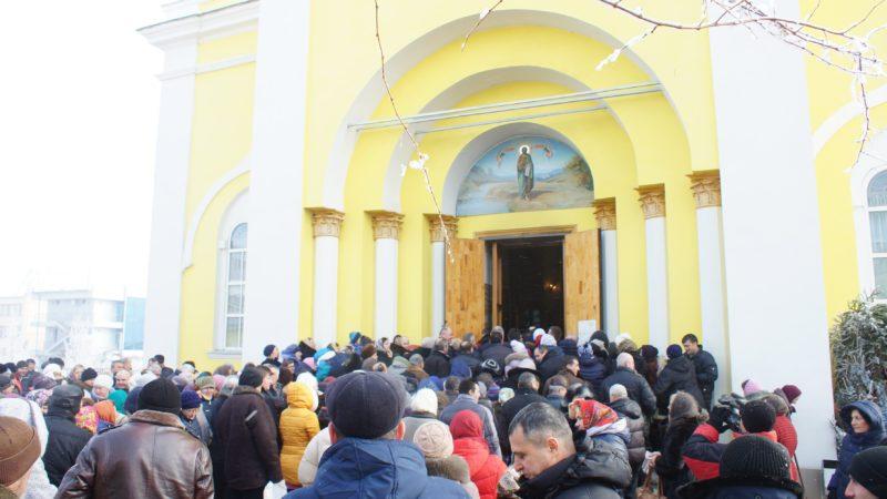 (ВИДЕО) Комратский собор Иоанна Предтечи отметил 30-летие возобновления деятельности