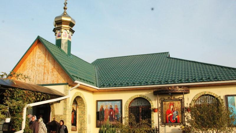 В Иверский монастырь мун. Комрат прибудет чудотворный образ иконы Божией Матери «Призри на смирение» из Киева