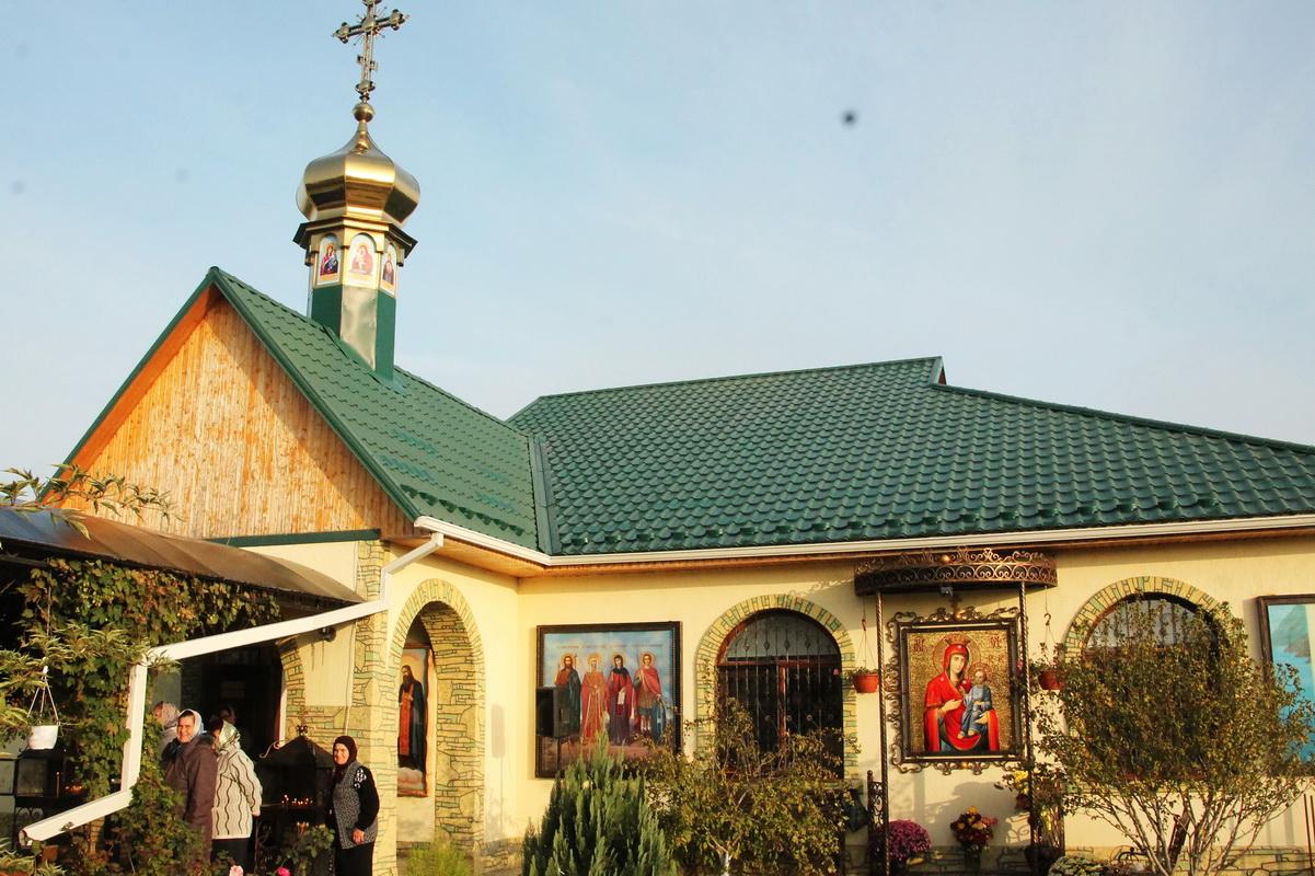 Свято-Иверский женский монастырь мун. Комрат