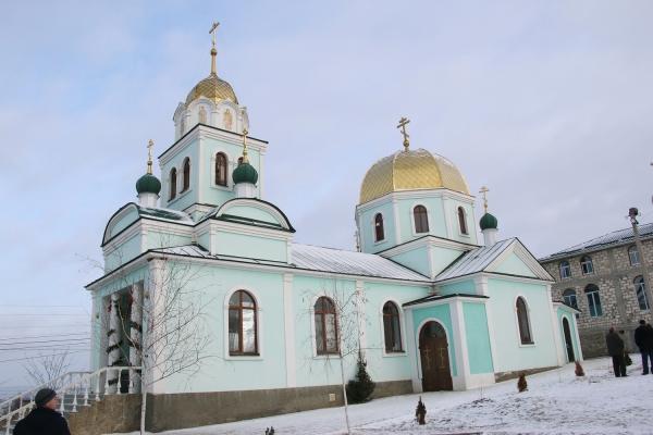 Храм Рождества Христова отметил свой престольный праздник