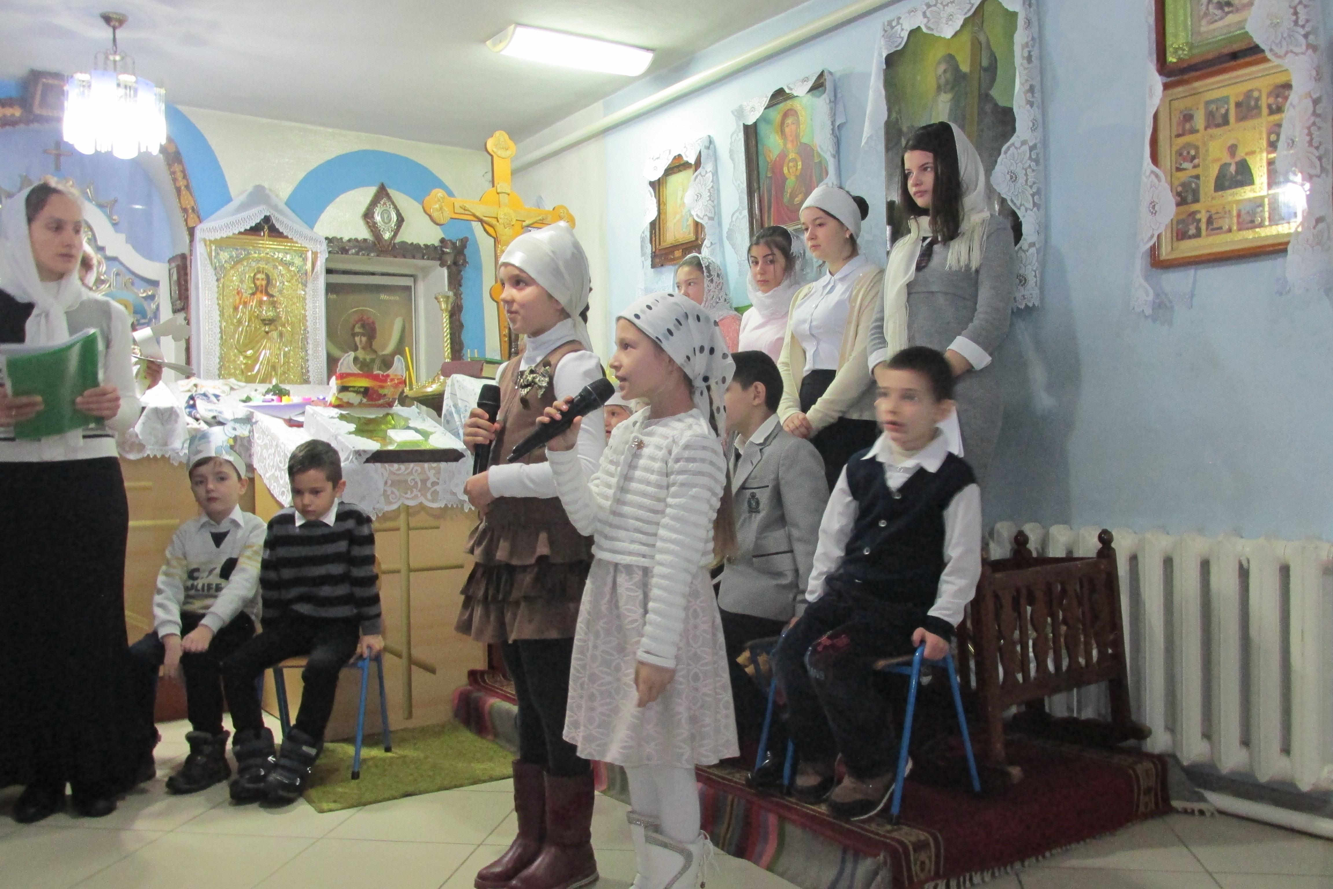 В Вулканештах прошел Рождественский концерт