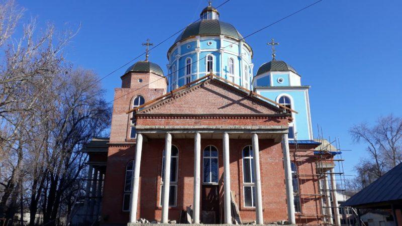 (Видео) Фонд Din Suflet оказала помощь храму города Вулканешт