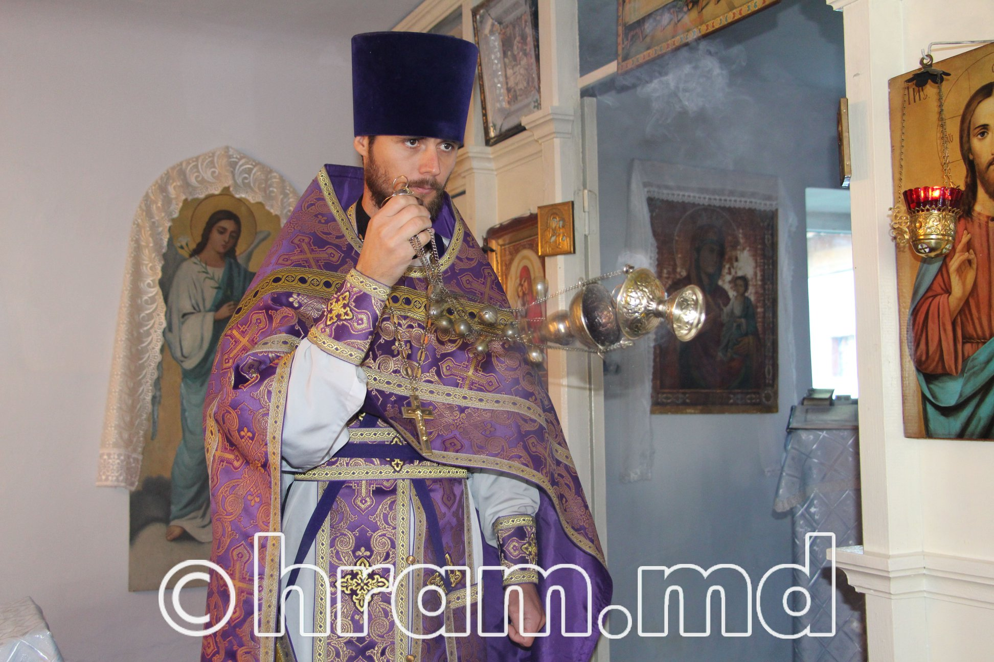 Вячеслав Полизов: Церковь должна идти в ногу со временем