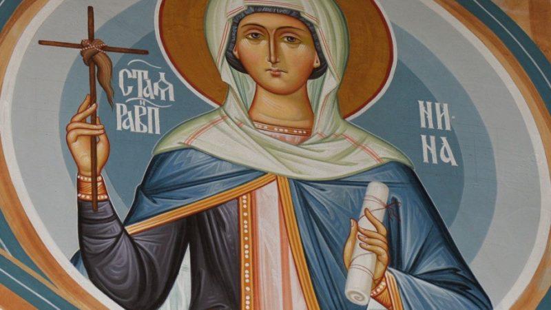 Равноапостольная Нина просветительница Грузии
