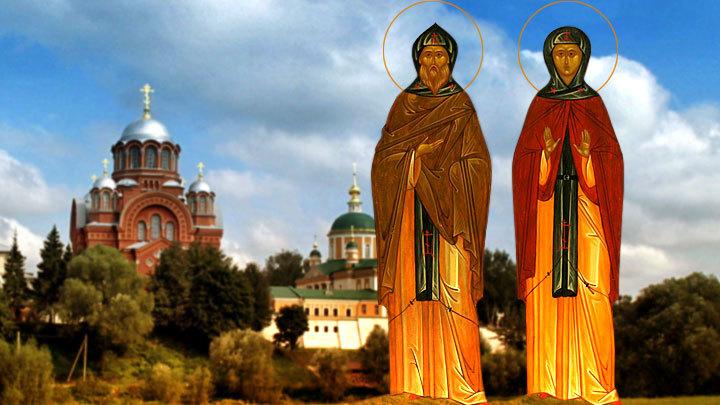 Чудеса по молитвам преподобным Кириллу и Марии