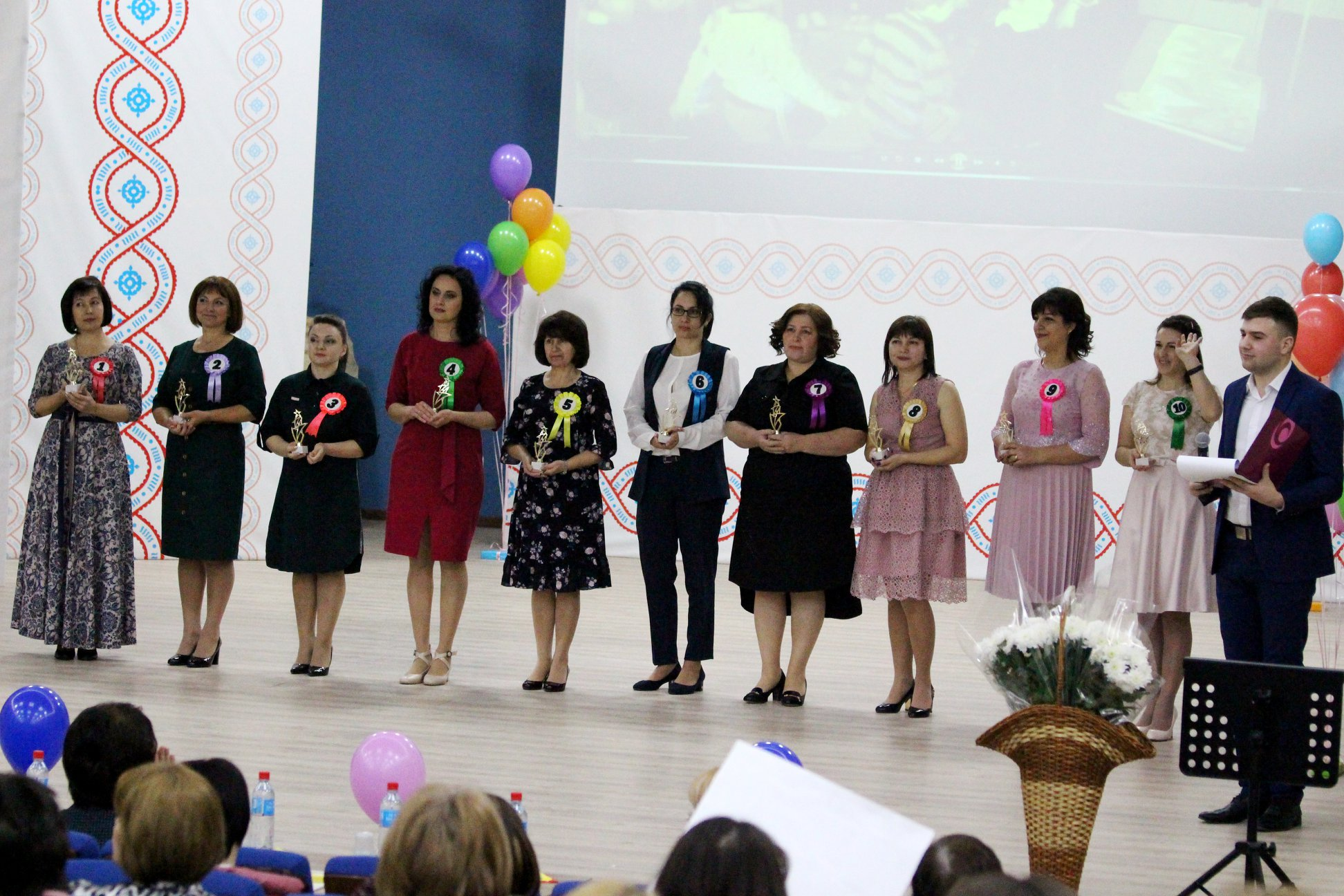 В Гагаузии завершился ежегодный конкурс воспитатель года