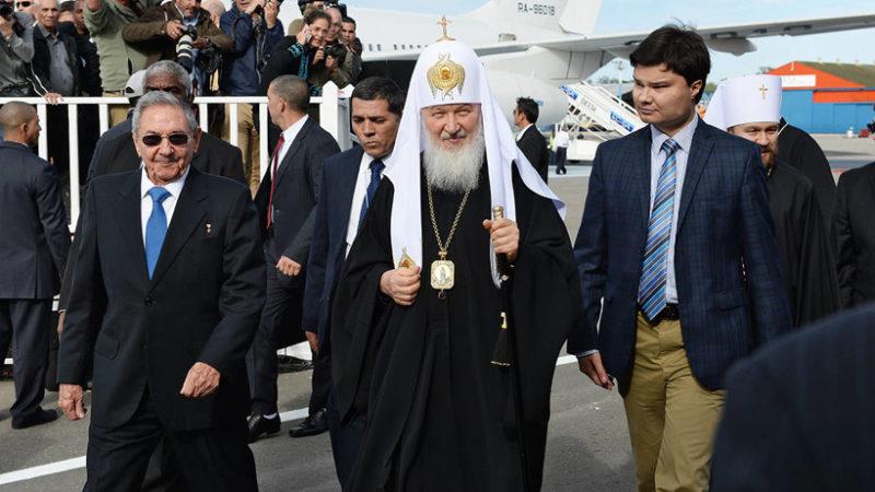 10 лет из жизни Русской Церкви. Внешние церковные связи