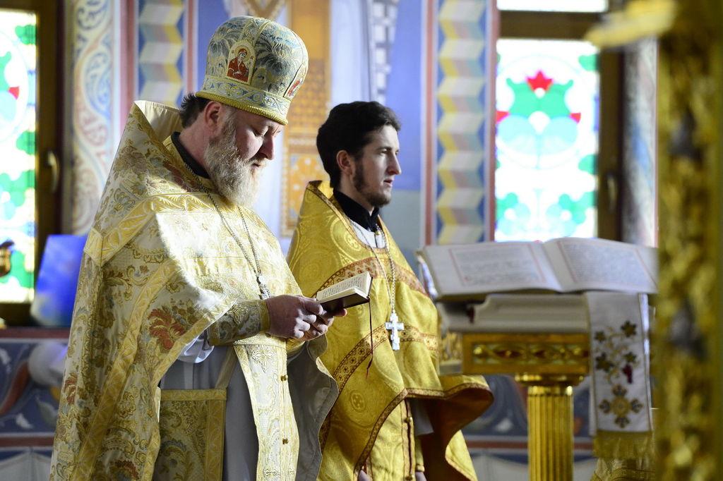 Главе епархии Сахалина вручена награда Кагульской и Комратской епархии