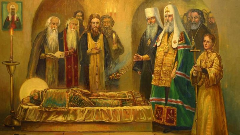 Святитель Тихон, Всероссийский Патриарх