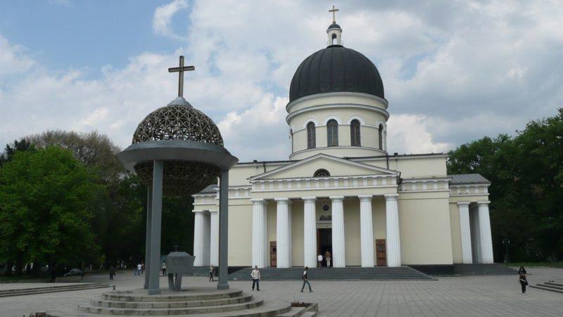 Молдова входит в 5 самых православных государств мира