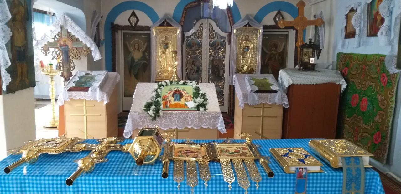 Свято-Покровский храм Вулканешт получил церковную утварь из Москвы