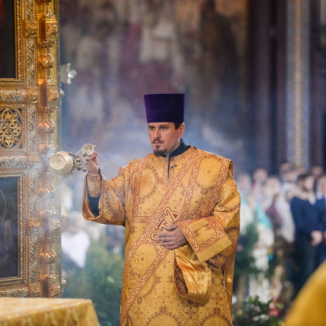 «Роль Православия в формировании национального самосознания гагаузского народа» протодиакон Константин Барган