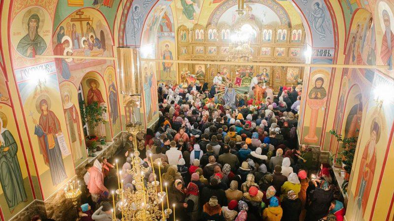 Можно ли уходить с Литургии сразу после молитвы «Отче наш», если не причащаешься?