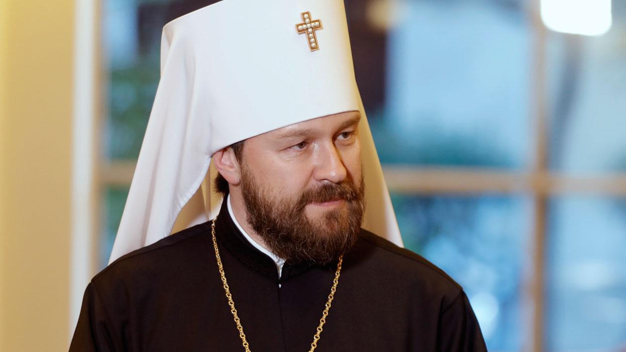 Глава ОВЦС РПЦ: Томос дали схизматикам, которых объединила светская власть