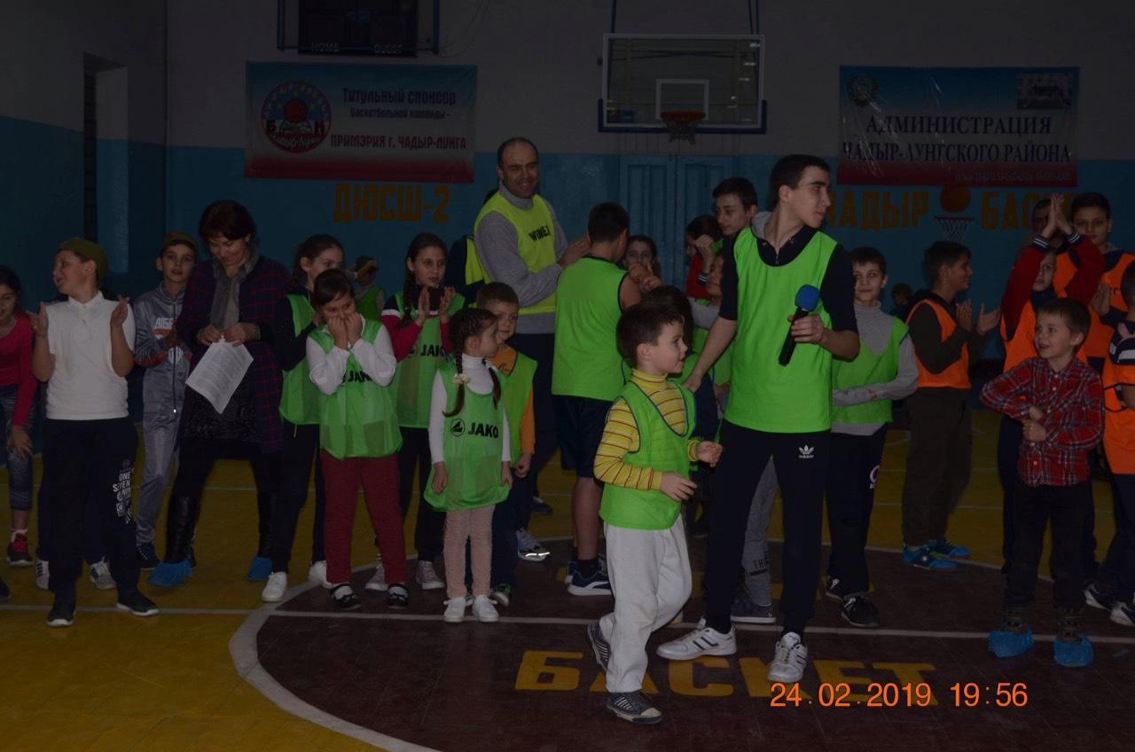 Дети воскресной школы Чадыр-Лунга провели спортивные состязания