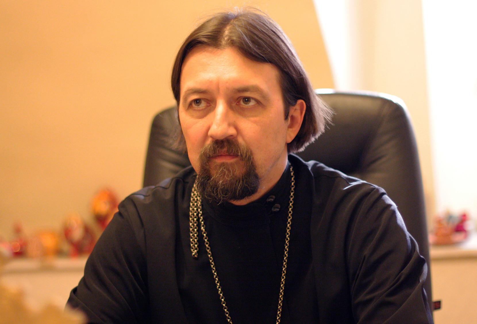 Протоиерей Максим Козлов об уникальных фондах Синодальной библиотеки и новом развитии центра книжности