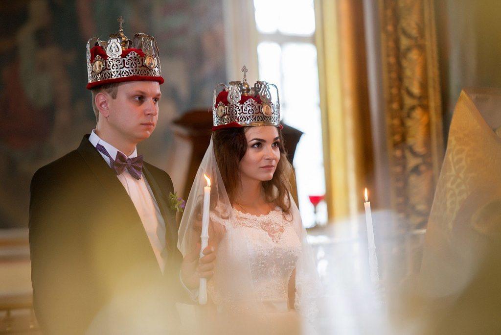 Венчание – это приглашение Христа к себе на брак