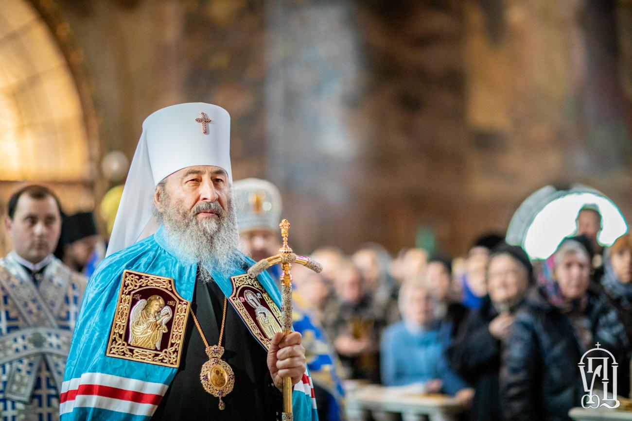 (ВИДЕО) Результаты заседания Священного Синода Украинской Православной Церкви