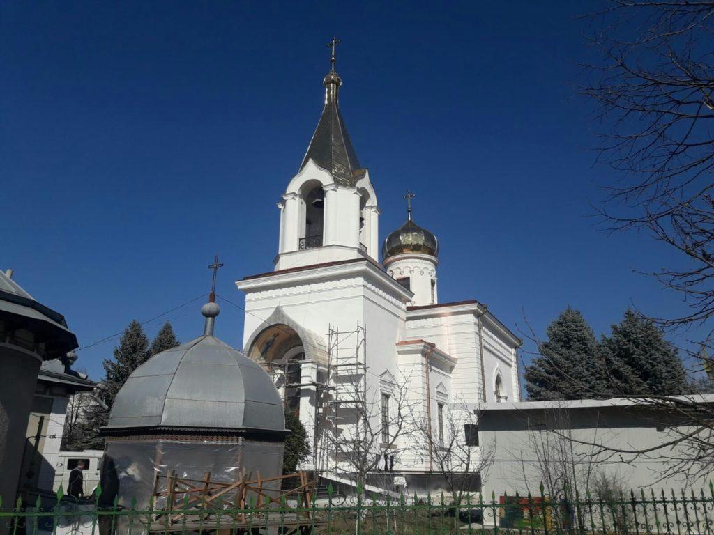 В Кафедральный собор города Кагул прибудет чудотворный образ иконы Божией Матери «Призри на смирение» из Киева