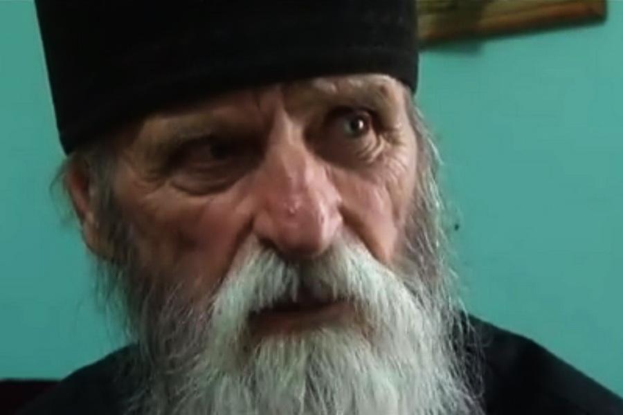 Ушел из жизни настоятель храма в селе Гайдар протоиерей Илья Узун