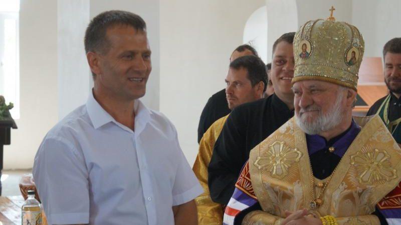(ВИДЕО) Примар мун.Комрат Сергей Анастасов призвал жителей столицы соблюдать православные каноны в дни Великого поста