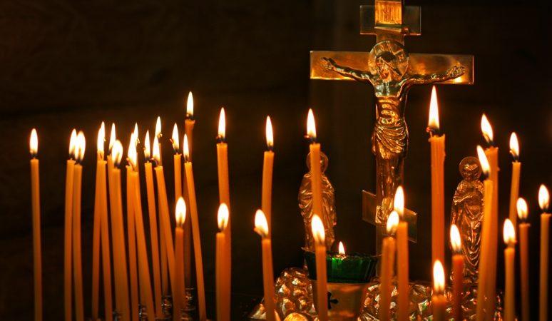 Радость в похоронах и поминовении усопших?