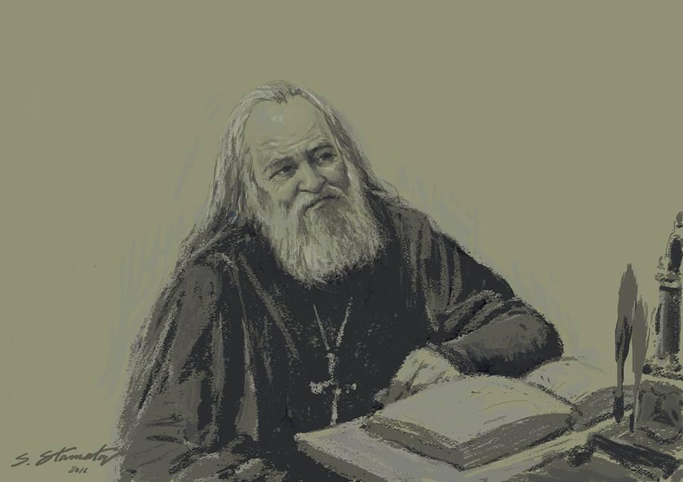 81 год исполнился со дня смерти протоиерея Михаила Чакира