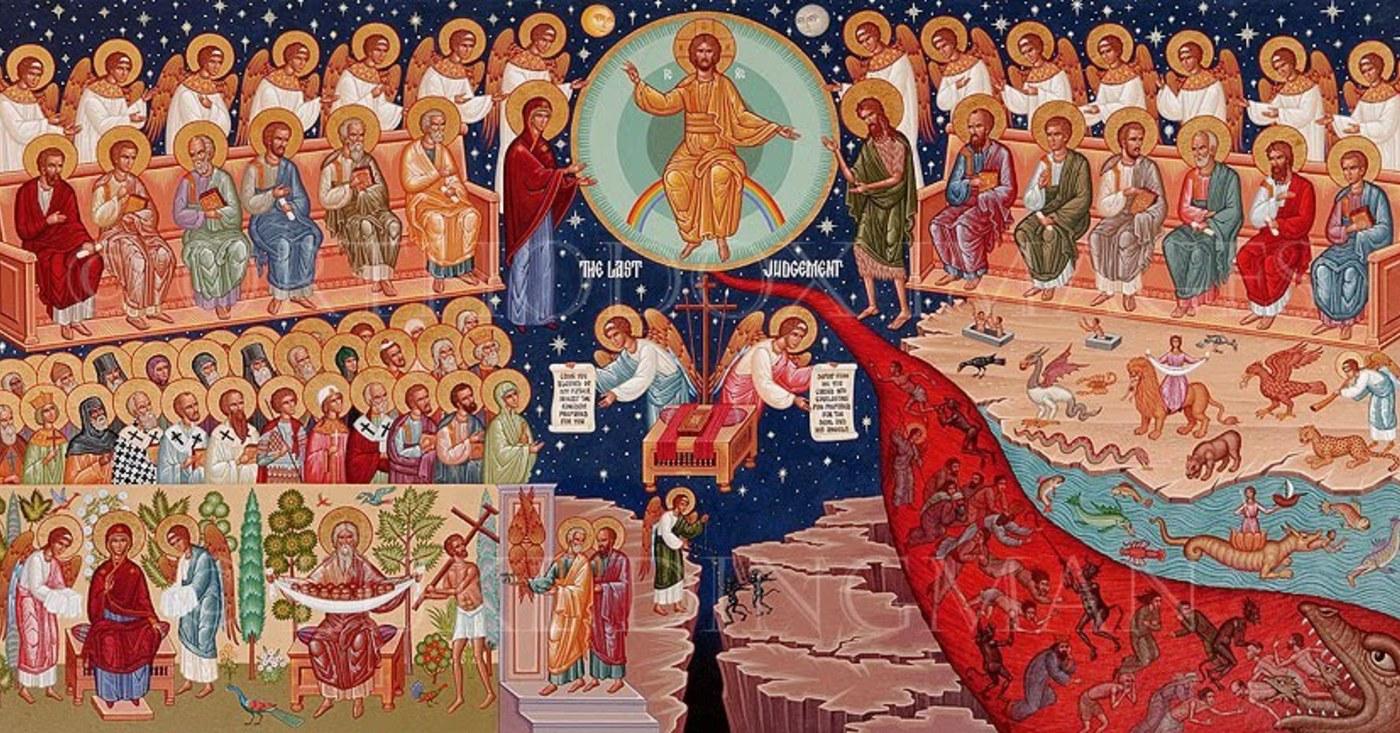 Текст анафемы из Чина Торжества Православия