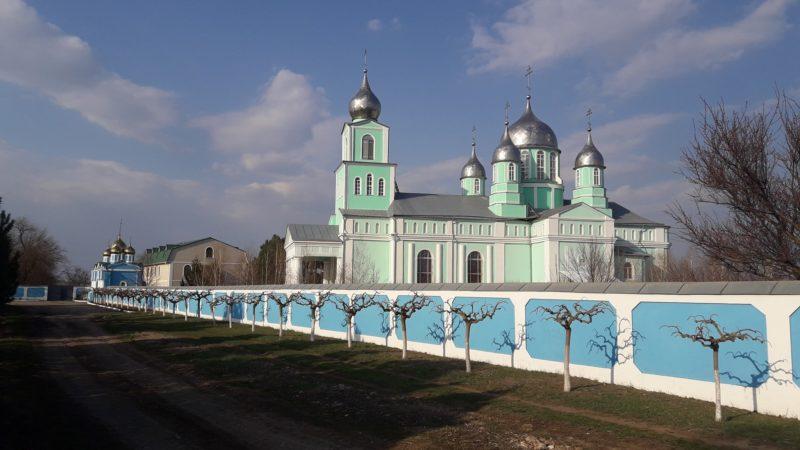 (ВИДЕО) Рождество-Богородичный монастырь с. Александровка