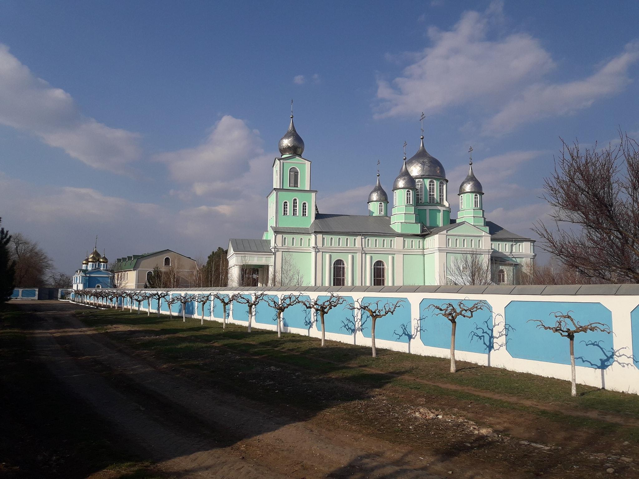 Свято-Рождество-Богородичный женский монастырь, с. Александровка Болградского района