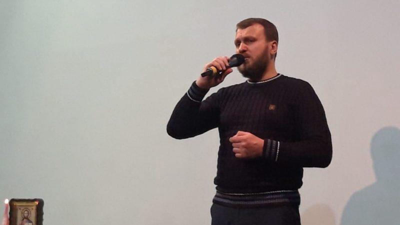 (ВИДЕО) В Москве прошел концерт духовной музыки организованный Валерием Кристевым