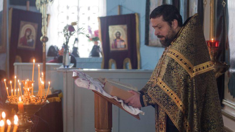 Проповедь в день вмч. Федора Тирона, прот. Виталий Зелинский