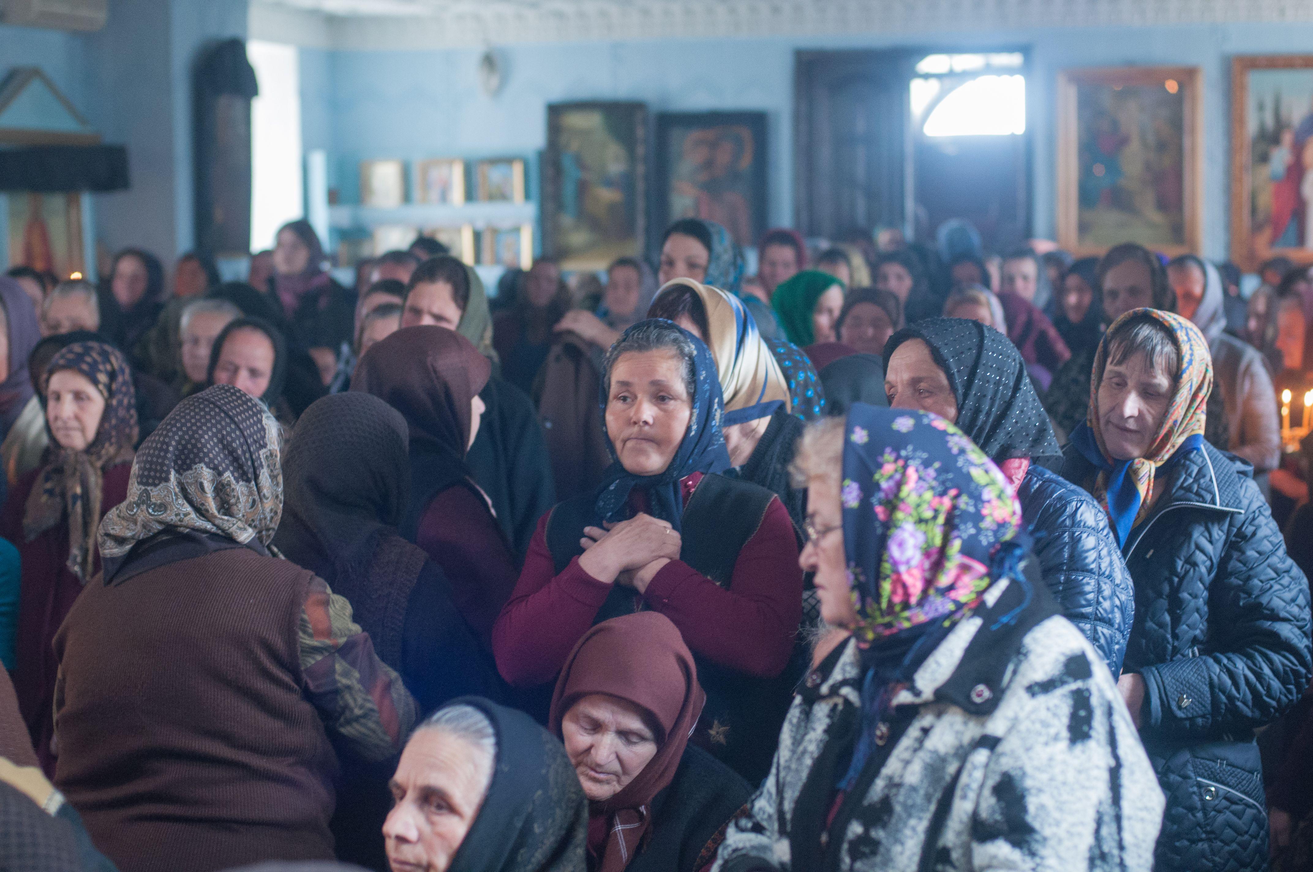 В Копчаке освятили коливо и раздали по организациям села