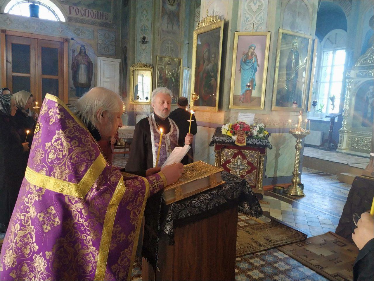 В Кафедральном соборе мун. Комрат совершили Пассию