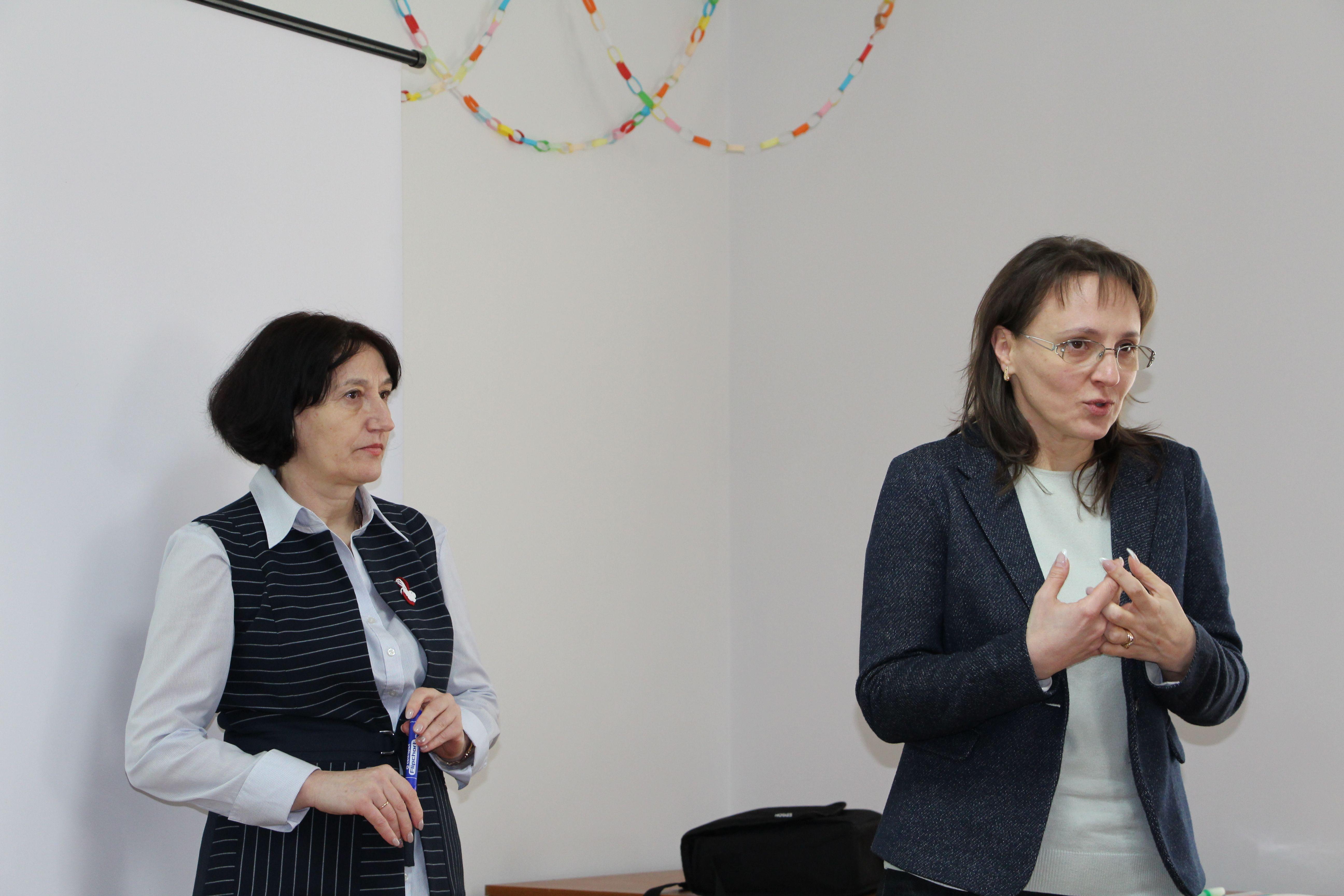 В Комрате прошел семинар на тему «Технология ведения тренинга»