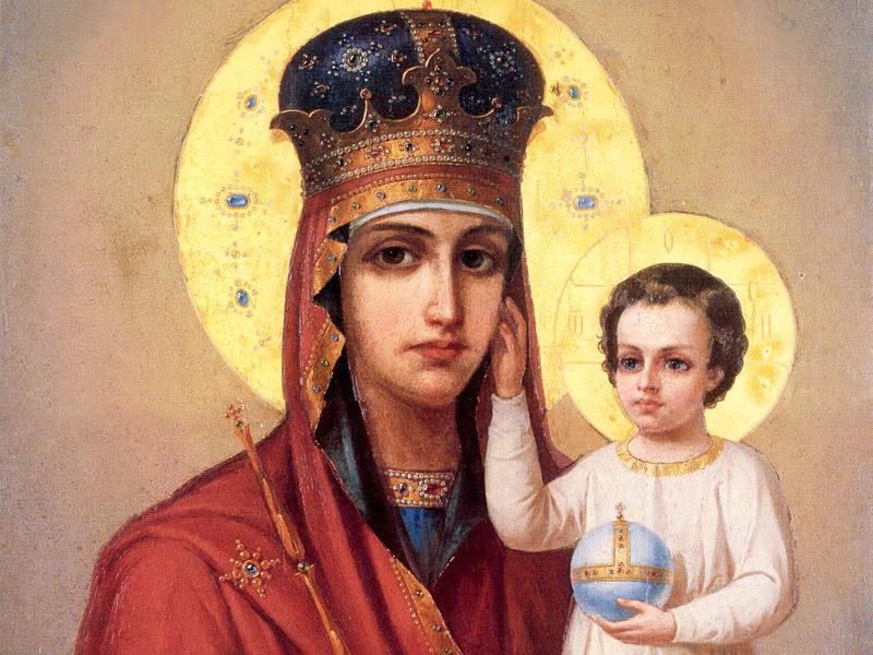 (LIVE) Встреча иконы Божией Матери «Призри на смирение» в Иверском монастыре мун. Комрат