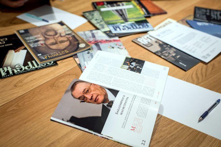 """Богословский журнал """"Встреча"""" принимает статьи для нового номера"""