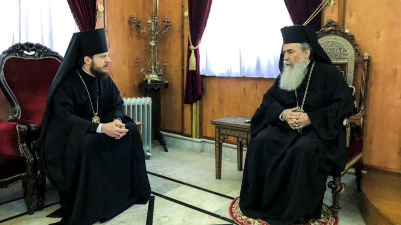 Церковный кризис в Украине — вызов для всего Православия