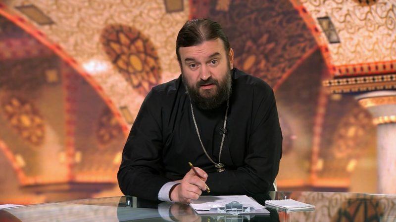 (Видео) Венчание. Протоиерей Андрей Ткачёв