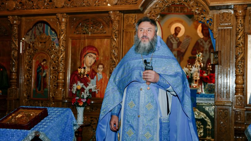 (Видео) Протоиерей Иоанн Лисниченко в программе «Интервью недели»