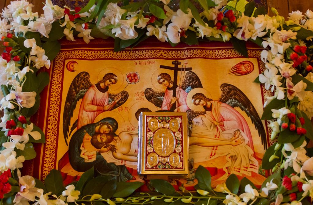 Великая Суббота — последний день перед Пасхой