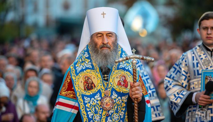 Предпасхальное интервью Блаженнейшего митрополита Киевского и всея Украины Онуфрия