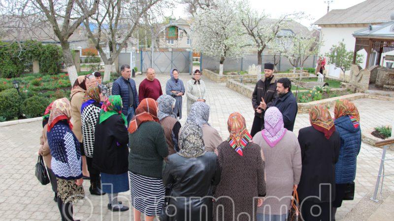 (ФОТО+ВИДЕО) Жители Чишмикиоя посетили храм села Копчак