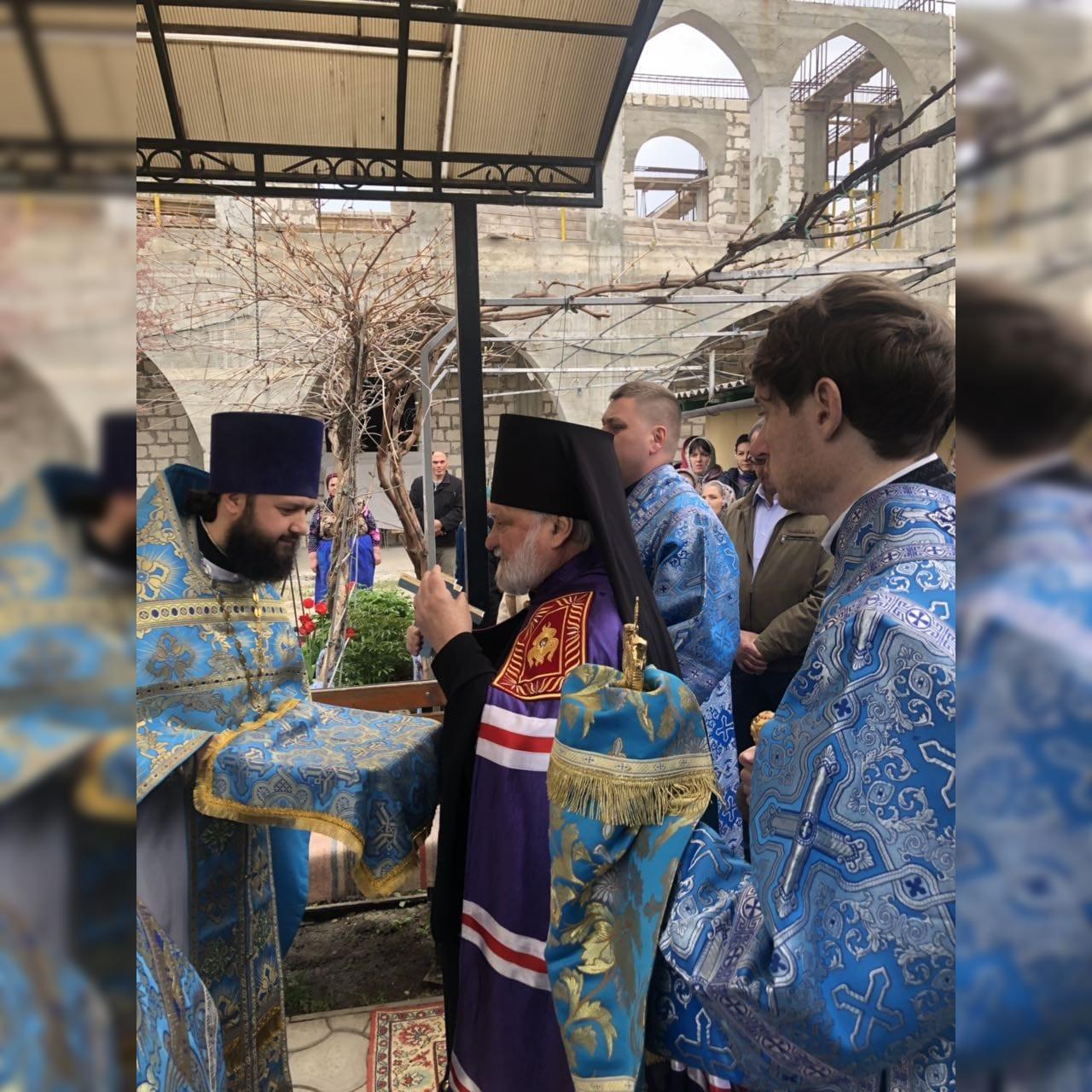 (ФОТО) Иверский монастырь мун. Комрат отпраздновал престольный праздник