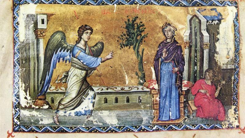(ВИДЕО) Благовещение Пресвятой Богородицы: смысл праздника