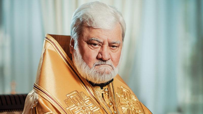(ВИДЕО) Епископ Анатолий в передачи Главная тема