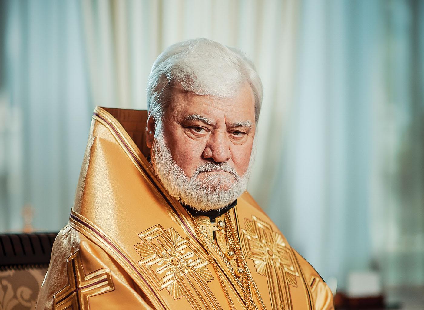 Рождественское послание епископа Анатолия Кагульского и Комратского 2020