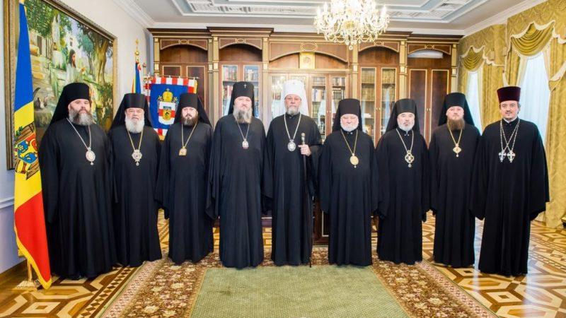 Циркуляр Синода Православной Церкви Молдовы для духовенства и верующих