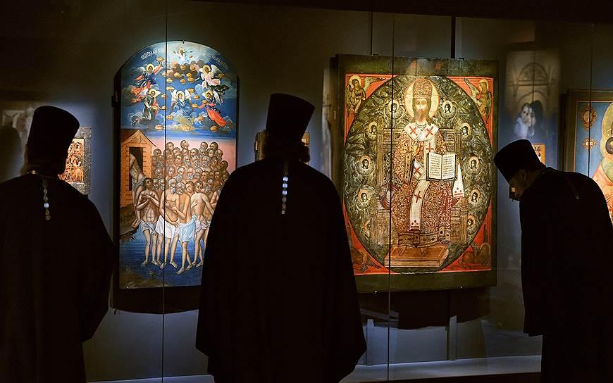Выставка современного искусства христианской тематики пройдет в городе Кишинёв